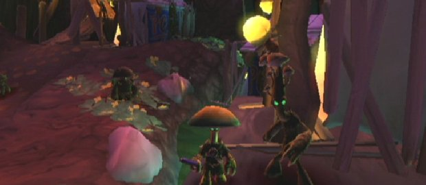 Mushroom Men: The Spore Wars News