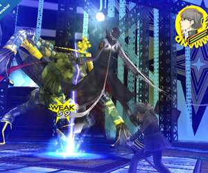 Persona 4 Chat
