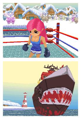 Animal Boxing Videos