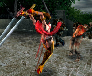Onechanbara: Bikini Zombie Slayers Chat