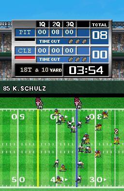 Tecmo Bowl: Kickoff Chat