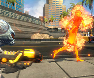 Destroy All Humans! Path of the Furon Screenshots