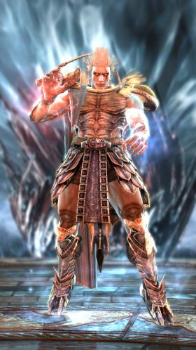 SoulCalibur IV Screenshot from Shacknews