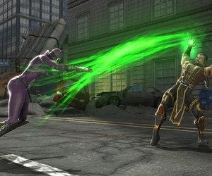 Mortal Kombat vs. DC Universe Chat