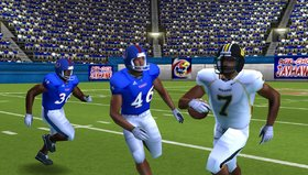 NCAA Football 09 Screenshot from Shacknews