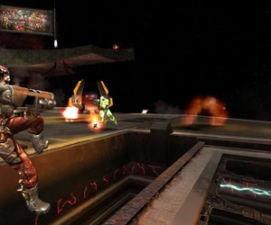 Quake Live Screenshots