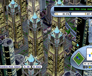 SimCity Creator Chat