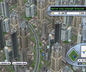 SimCity Creator Chat