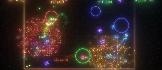 Geometry Wars Retro Evolved 2 News