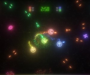 Geometry Wars Retro Evolved 2 Videos