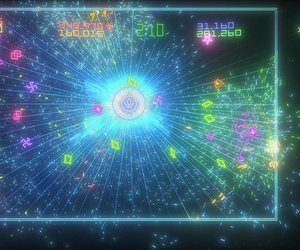 Geometry Wars Retro Evolved 2 Chat