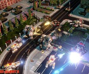 Command & Conquer: Red Alert 3 Screenshots