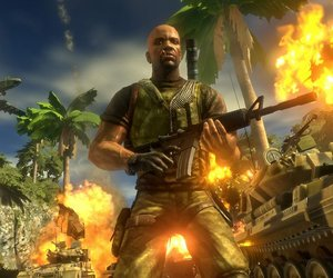 Mercenaries 2: World in Flames Screenshots