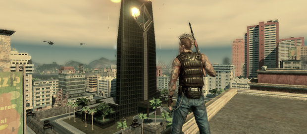 Mercenaries 2: World in Flames News