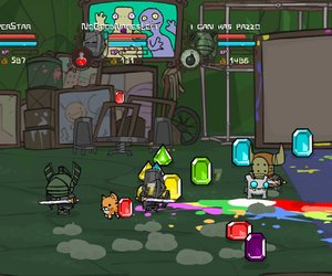 Castle Crashers Videos
