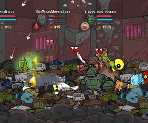 Castle Crashers Files