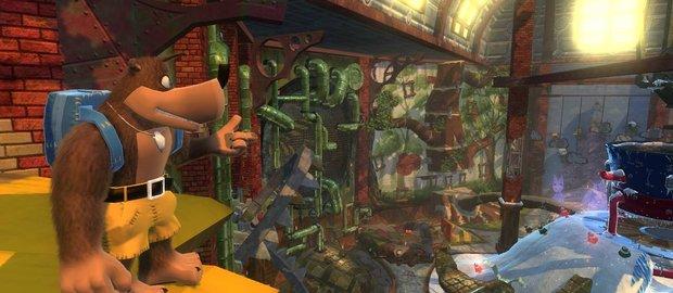 Banjo Kazooie: Nuts & Bolts News