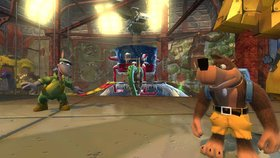 Banjo-Kazooie: Nuts & Bolts Screenshot from Shacknews