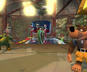 Banjo Kazooie: Nuts & Bolts Screenshots