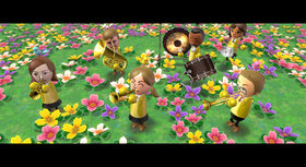 Wii Music Screenshot from Shacknews