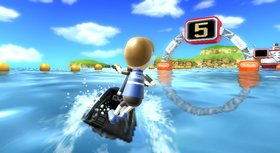 Wii Sports Resort Screenshot from Shacknews