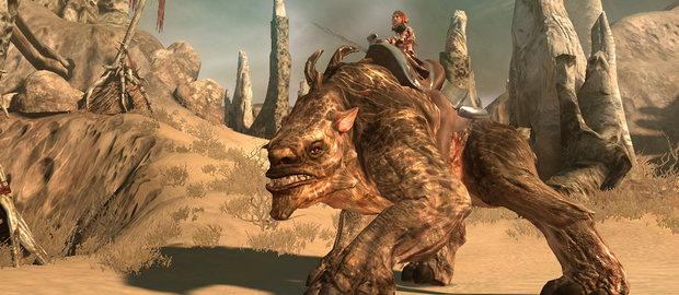 Golden Axe: Beast Rider News