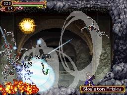 Castlevania: Order of Ecclesia Screenshots