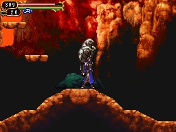 Castlevania: Order of Ecclesia Chat