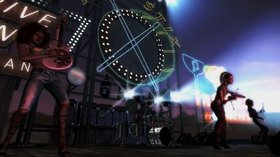 Rock Revolution Screenshot from Shacknews
