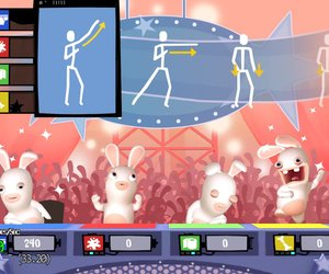 Rayman Raving Rabbids TV Party Videos