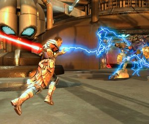 Star Wars: The Force Unleashed Screenshots