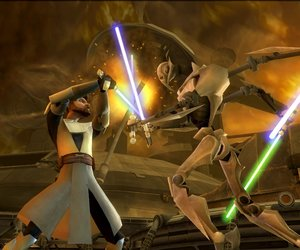 Star Wars The Clone Wars: Lightsaber Duels Files