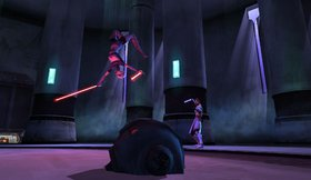 Star Wars The Clone Wars: Lightsaber Duels Screenshot from Shacknews