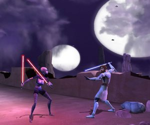Star Wars The Clone Wars: Lightsaber Duels Chat