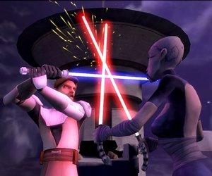 Star Wars The Clone Wars: Lightsaber Duels Screenshots