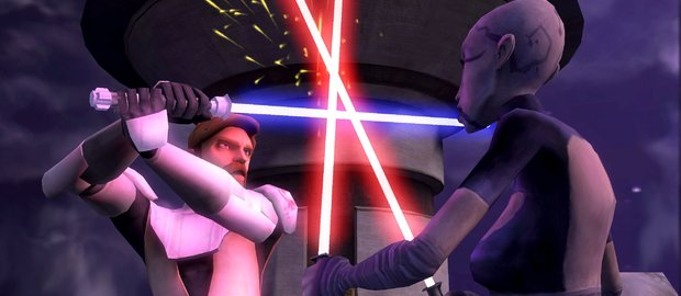 Star Wars The Clone Wars: Lightsaber Duels News