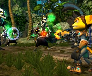 Ratchet & Clank Future: Quest for Booty Screenshots