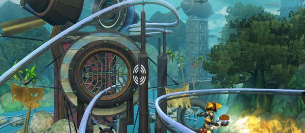 Ratchet & Clank Future: Quest for Booty News