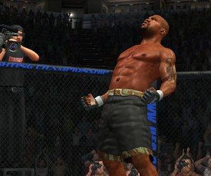 UFC 2009 Undisputed Screenshots