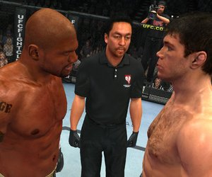 UFC 2009 Undisputed Chat