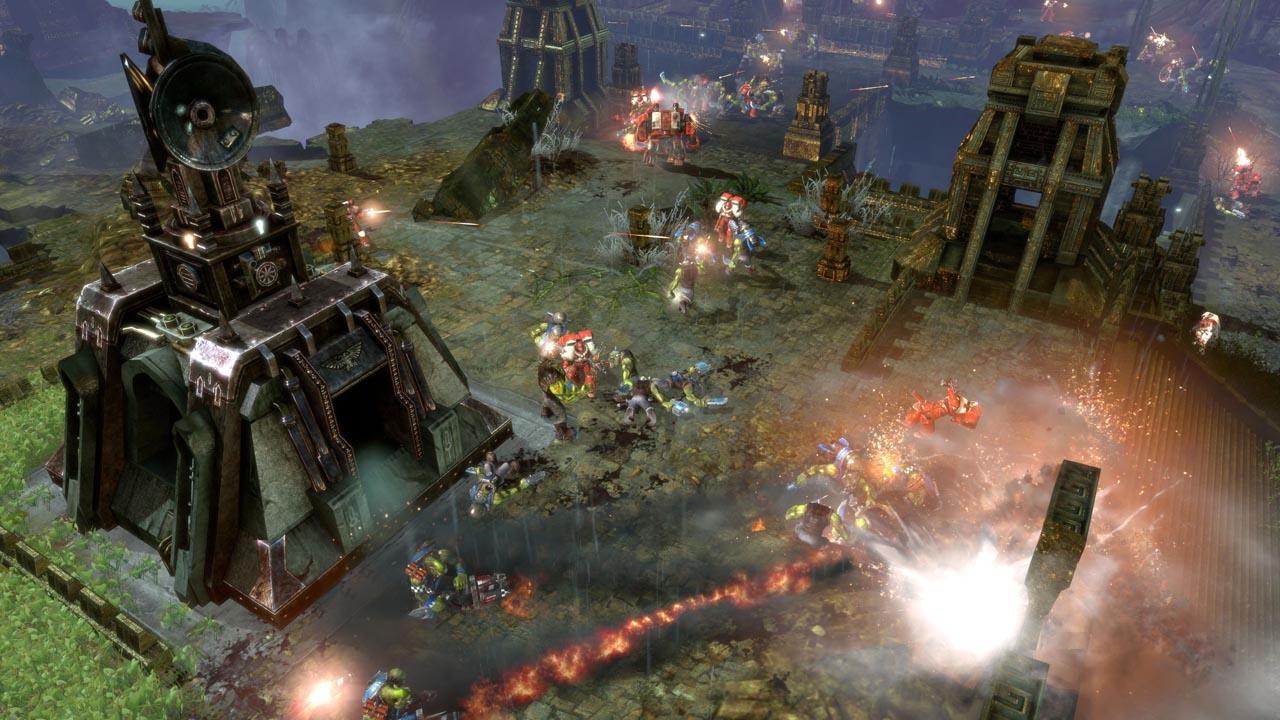 Warhammer 40.000 Dawn of War 2 - Chaos Rising rus crack.