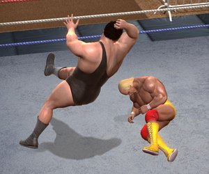 WWE Legends of Wrestlemania Screenshots