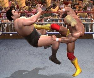 WWE Legends of Wrestlemania Files