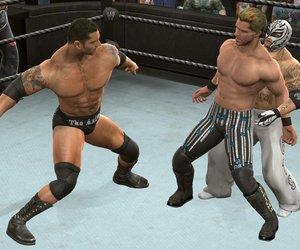 WWE SmackDown vs. Raw 2009 Screenshots