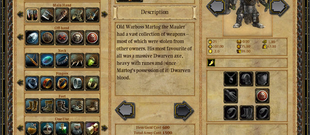 Warhammer: Mark of Chaos - Battle March News