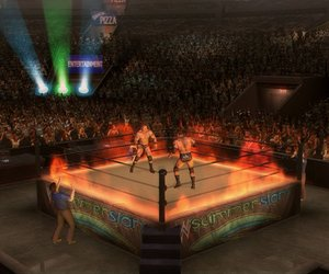 WWE SmackDown vs. Raw 2009 Screenshots