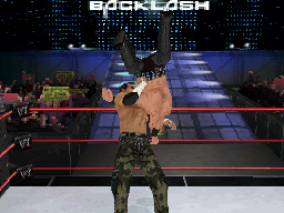 WWE SmackDown vs. Raw 2008 Chat