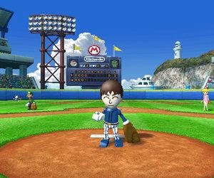 Mario Super Sluggers Screenshots