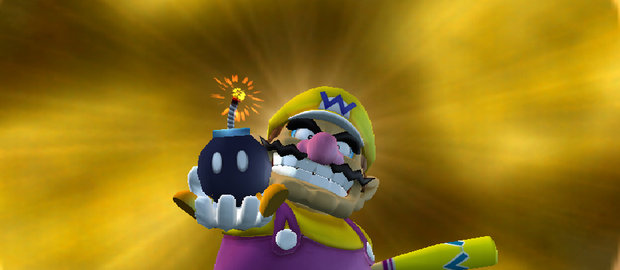 Mario Super Sluggers News