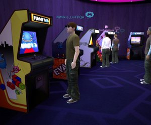 PlayStation Home Screenshots